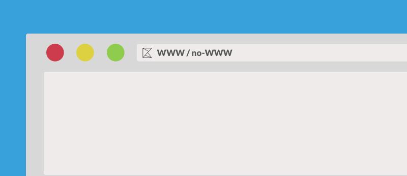 Utiliser www ou non dans son URL ?